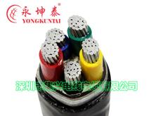YJLV22电缆护套铠装电缆_铝芯交联铠装电缆